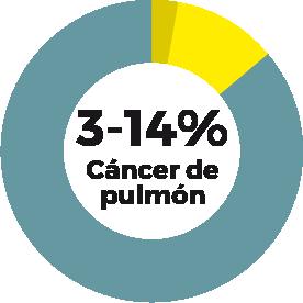 Cáncer de pulmón y radón
